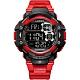 Transformers 變形金剛 聯名限量運動風電子腕錶(御天至尊)LM-TF005.SP41N.141.4NB product thumbnail 1