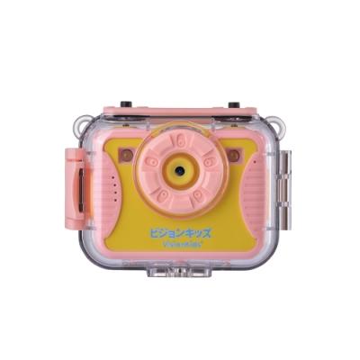 VisionKids - actionX Plus 1600萬像素兒童防水相機   粉紅色