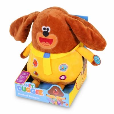 阿奇幼幼園 歡樂音樂娃娃 有音效 耳朵會隨節晃動