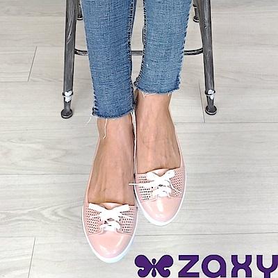 Zaxy 巴西 女 CITY II 復古甜心淑女鞋 (粉嫩膚)