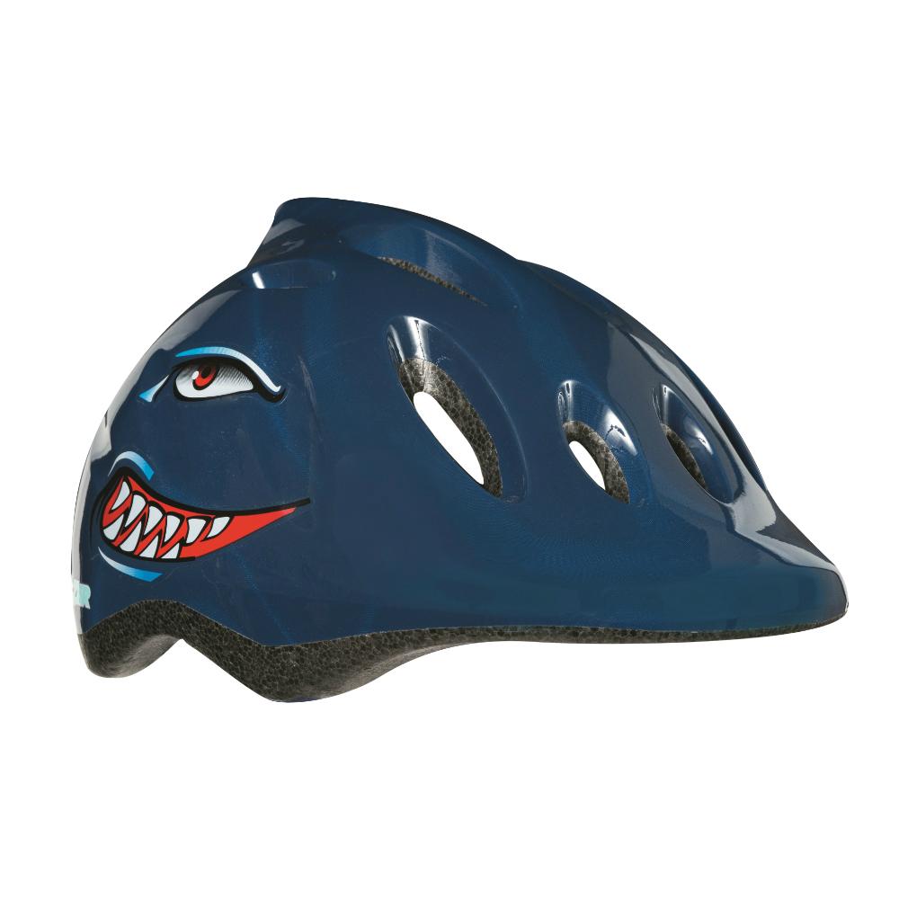 【LAZER】MAX+ 兒童用安全帽 小鯊魚