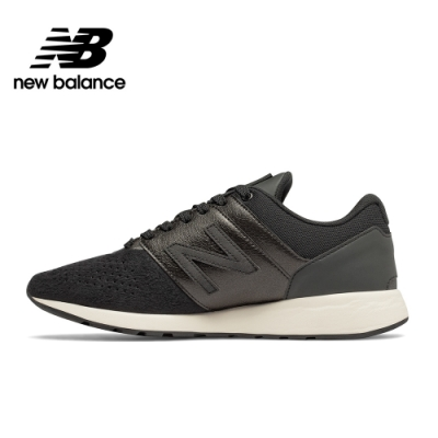 New Balance 運動時尚休閒鞋_女性_黑色_WRL24TP-D