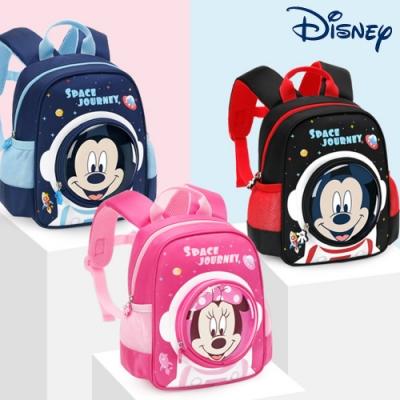 【優貝選】迪士尼米奇/米妮 太空造型幼兒園書包 後背包 幼稚園適用