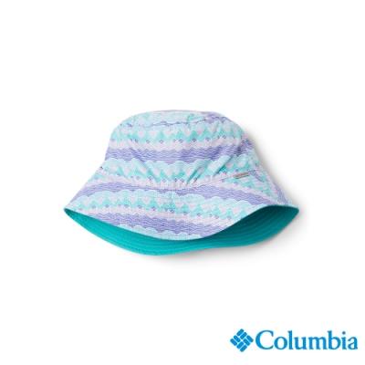 Columbia 哥倫比亞 童款 - UPF50 兩面 遮陽帽-藍色 UCY00750BL