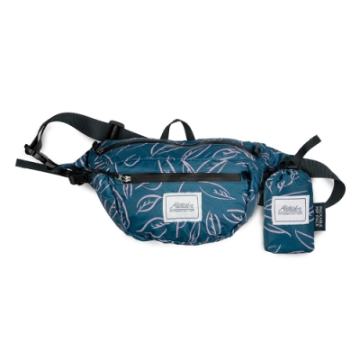Matador鬥牛士DayLite Packable Hip Pack防水旅行腰包熱帶叢林