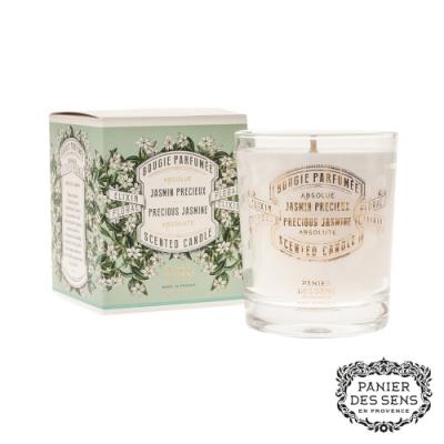 法國 Panier des Sens 香氛蠟燭-茉莉花 Precious Jasmine 180g