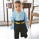 baby童衣 寶寶連身衣 男和服套裝 假兩件日式造型和服 37303