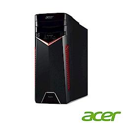 Acer GX-785 i5-7400/8G/1T+128/GTX 1060電競桌上型電