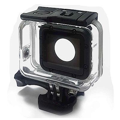 GoPro 副廠 HERO6 HERO5 入門款 雙效防水殼(附可觸控背板及活動基座)