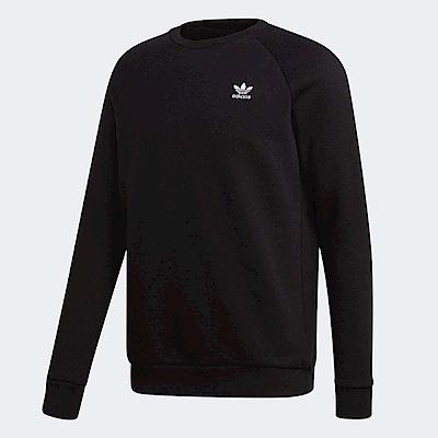 adidas 上衣 Crewneck Sweatshirt 男款