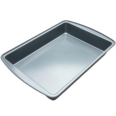 《FOXRUN》寬柄不沾長形深烤盤