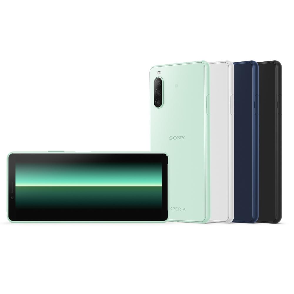 [旅遊金組合] SONY Xperia 10 II (4G/128G) 6吋三鏡頭智慧手機