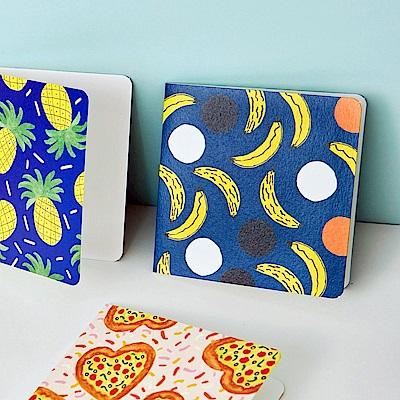 7321 Design 幸福塗鴉萬用卡片-BBH香蕉小皮球