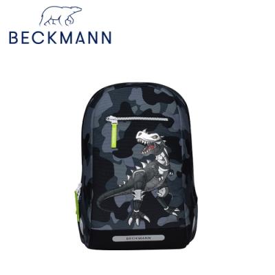 Beckmann-周末郊遊包12L-酷帥黑恐龍