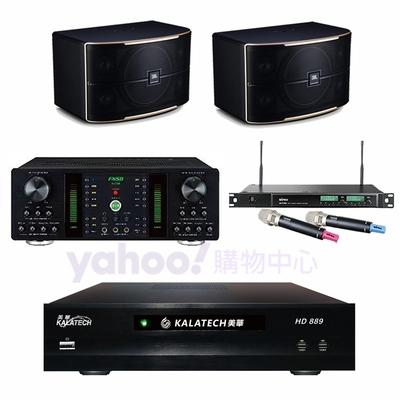 美華 HD-889+FNSD A-250+ACT-589+Pasion 10(伴唱機3TB+卡拉OK套組)