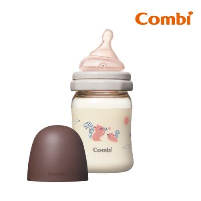 【Combi】真實含乳寬口PPSU奶瓶160ml