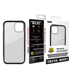 iMos Case Apple iPhone 11 Pro Max 耐衝擊軍規保護殼