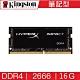 HyperX Impact DDR4 2666 16G 筆記型超頻記憶體 HX426S15IB2/16 金士頓 product thumbnail 1