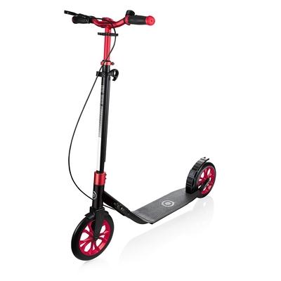 GLOBBER ONE NL 230 ULTIMATE 成人折疊滑板車-電鍍紅