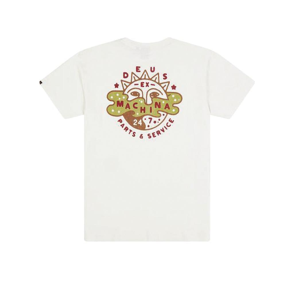 Deus Ex Machina 日晷T恤