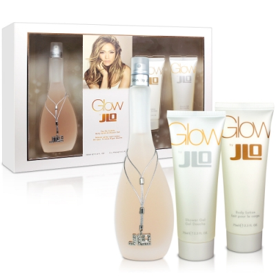 Jennifer Lopez 珍妮佛羅培茲 同名女性淡香水禮盒