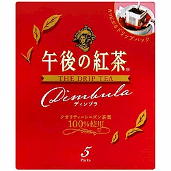 KIRIN 午後濾式英式紅茶(10g)