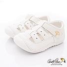 雨傘牌 護趾軟軟學步鞋款 EI93250白(寶寶段)