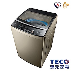 TECO東元 16KG 變頻直立式洗衣機 W1688XG
