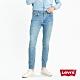 Levis 男款 上寬下窄 512 低腰窄管牛仔褲 淺藍水洗 彈性布料 product thumbnail 2
