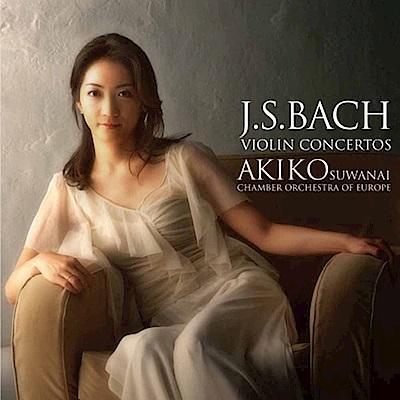 巴哈小提琴協奏曲集( 1 CD)