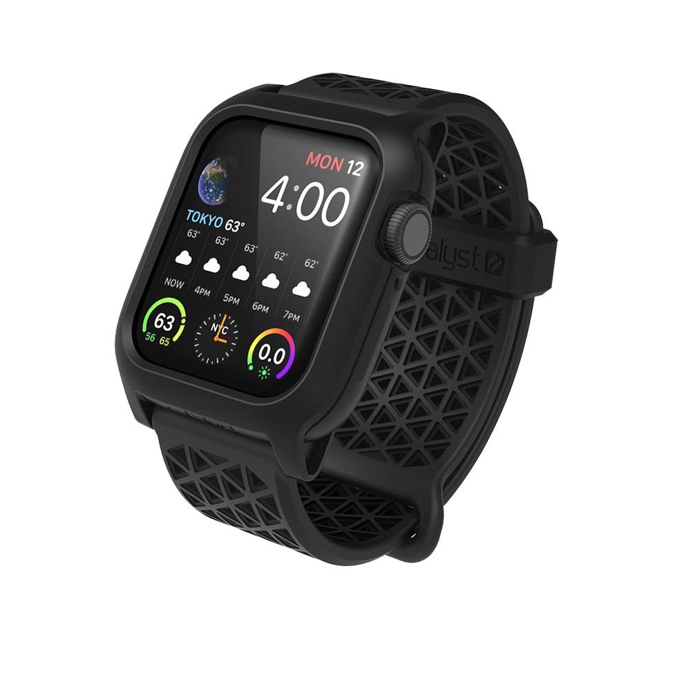 CATALYST APPLE WATCH S4 (40mm) 耐衝擊防摔保護殼-(含錶帶)