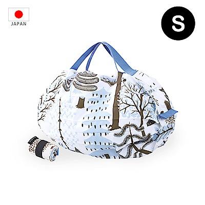 【日本Marna】Shupatto 秒收摺疊環保袋 (S) | 森