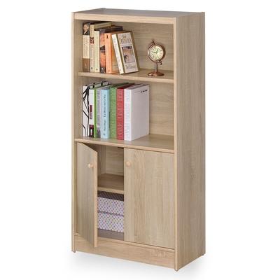 時尚屋 格納2x4尺開門收納書櫃 寬60x深30x高120公分
