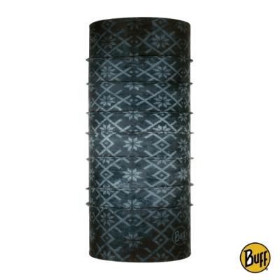 【西班牙BUFF】經典頭巾 Plus-銀藍萬花筒