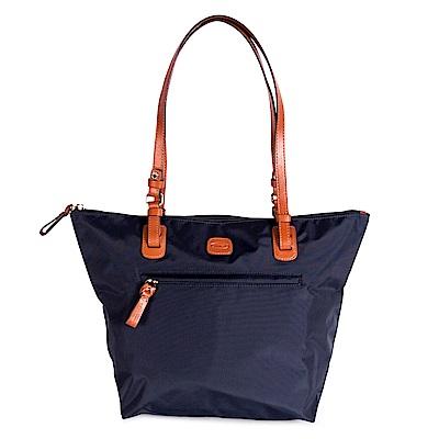 BRICS 義大利 女仕肩背包 旅行袋 深藍色