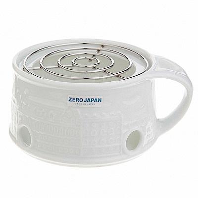 ZERO JAPAN 陶瓷保溫爐(白)