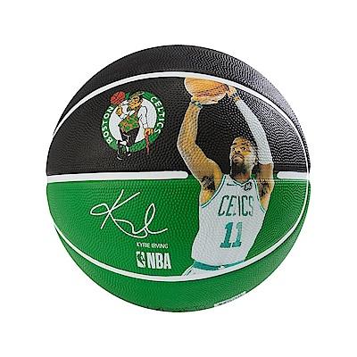 SPALDING NBA 絢彩球員肖像球 Kyrie Irving