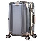 日本LEGEND WALKER 5509-57-23吋 行李箱 晶銀黑