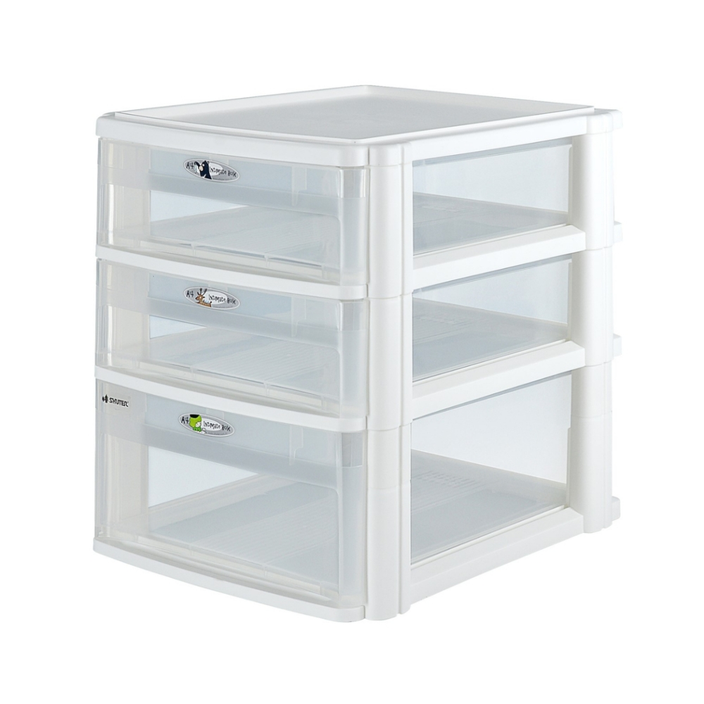 樹德 livinbox 魔法收納力玲瓏盒1入 PC-2412