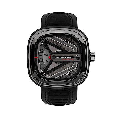 SEVENFRIDAY M3 潮流新興瑞士機械腕錶