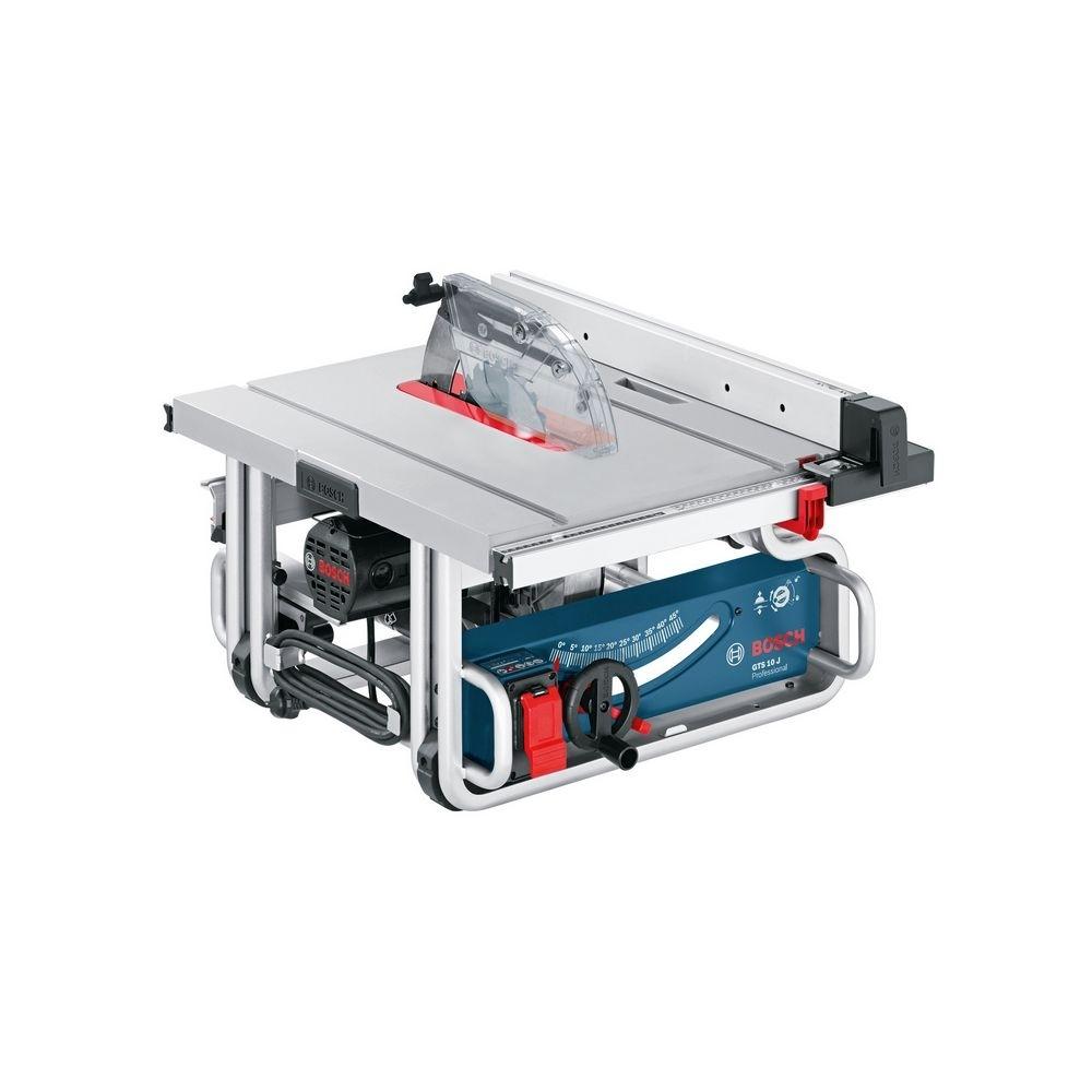 BOSCH 木工切割機GTS10J(空機-附鋸片)