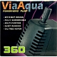 《ViaAqua》小型缸適用高效能低噪音設計沉水馬達-360 product thumbnail 1