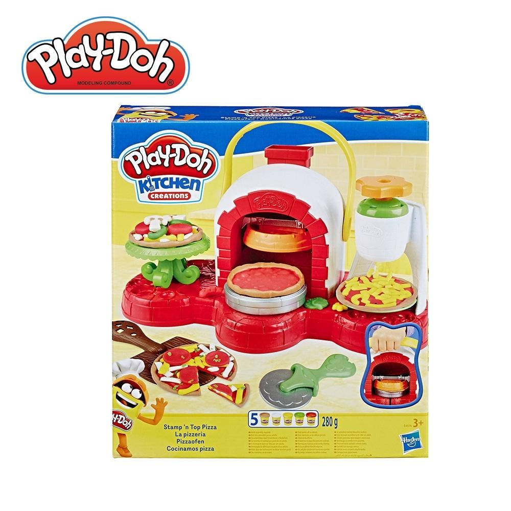 Play-Doh 培樂多-窯烤披薩 無毒黏土 創意DIY