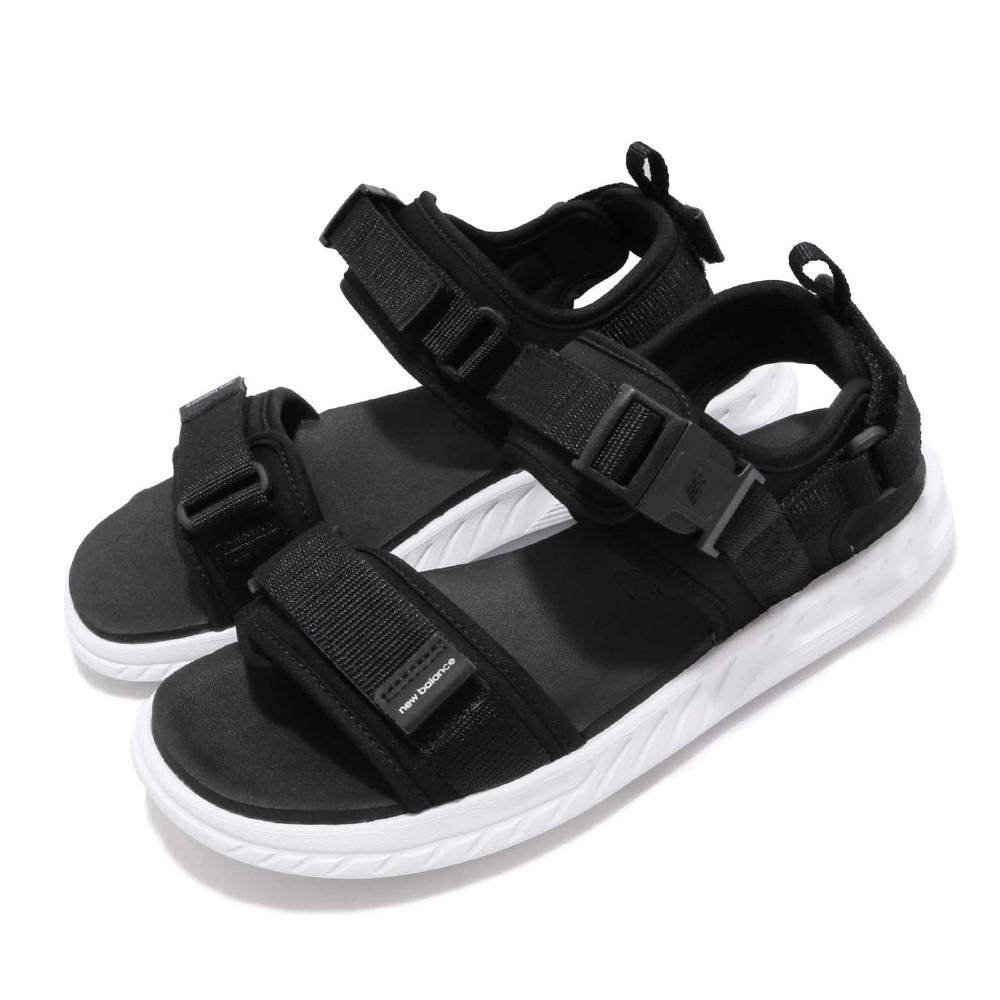 New Balance 涼鞋 SDL600BK D 休閒 男女鞋