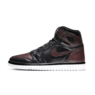 NIKE  運動鞋 AJ1 籃球鞋 避震  女鞋 黑紅 CU6690006 W AIR JORDAN 1 FEARLESS