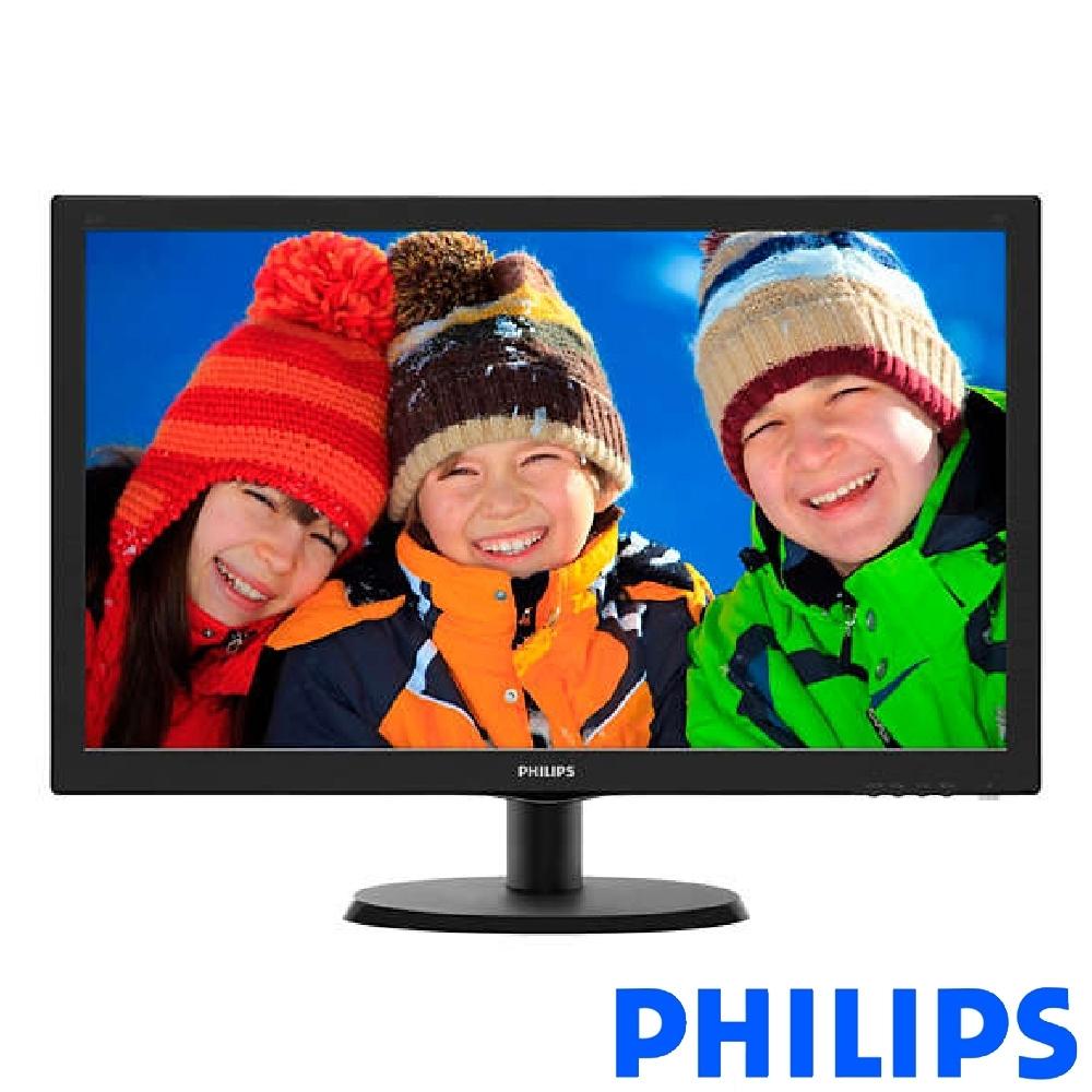 時時樂 PHILIPS 223V5LHSB2 22型寬螢幕