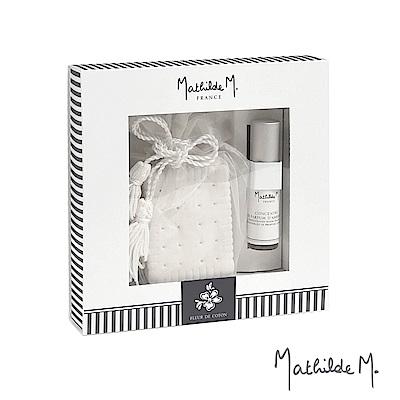 Mathilde M.法國瑪恩 棉花香石餅乾香氛禮盒