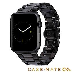 美國 Case-Mate Apple Watch 42/44mm 不鏽鋼錶帶 -黑/