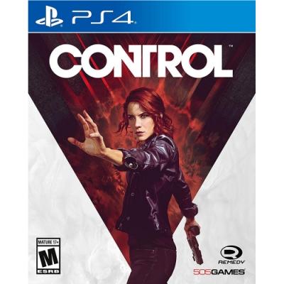 控制 CONTROL -PS4 美版中文字幕版