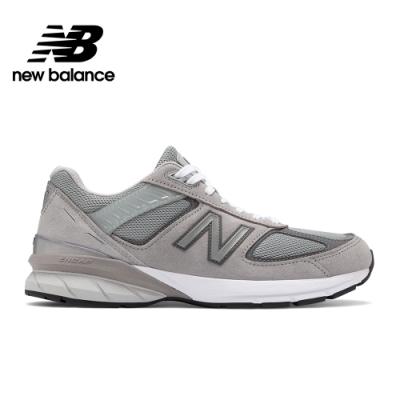 【New Balance】 復古鞋_男性_灰色_M990GL5-2E楦